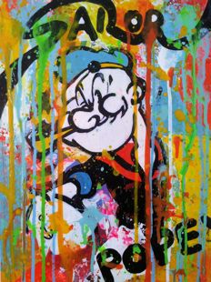 Umberto Alizzi - Popeye the Sailor