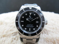 2001 ROLEX SEA DWELLER 16600 WITH SEL