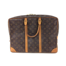 Louis Vuitton - Porte documents voyage *No Minimum Price*