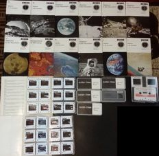 268 NASA slides - Collection - Rare Set