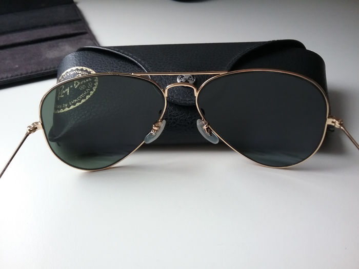 Aviator Ray-Ban new sunglasses