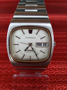 Omega Constellation , 1977