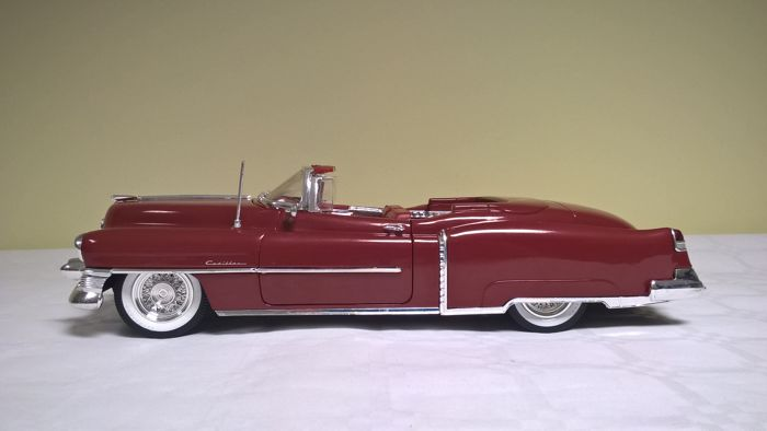 anson echelle 1 18 cadillac eldorado convertible 1953 official presidential automobile. Black Bedroom Furniture Sets. Home Design Ideas