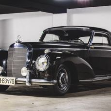 Mercedes-Benz - 300 S Coupe - 1953