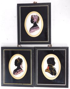 Three limited edtion romantic couples series