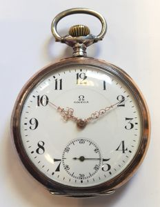Omega pocket watch - Switzerland ,1900s