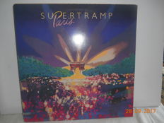 symphonic & progrock  lot of 10 albums  incl 1 double album ''supertramp & anthony phillips''