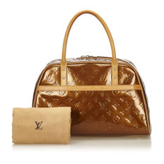 Louis Vuitton - Vernis Tompkins Square Handbag