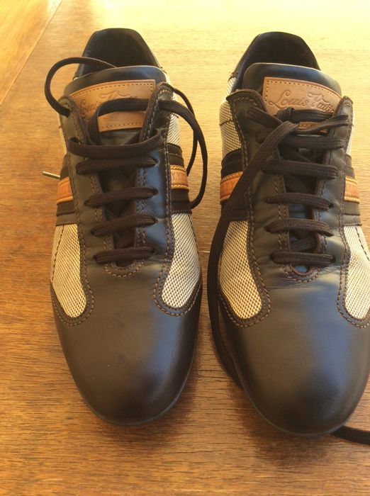 Louis Vuitton - Sneakers/shoes lace up 2 in 1