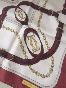 Cartier - Must scarf