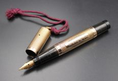 Waterman 14Kt Gold Fountain Pen c. 1900's