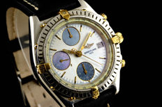 BREITLING Chronomat  mather of pearl dial