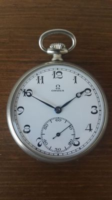 Omega Pocket Watch with Sub-second, Men's