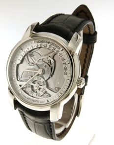 Vacheron Constantin Skeleton Limited Edition n° 116/247 - Wristwatch - (our internal #3103)