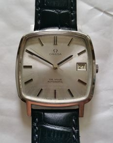 "Omega - ""De Ville Date"" Classic Watch 1970th's"