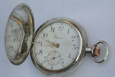 Longines – Pocket watch with chronograph – 1912
