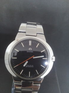 Omega Dynamic Geneve, mechanical automatic, men's 1968, rare