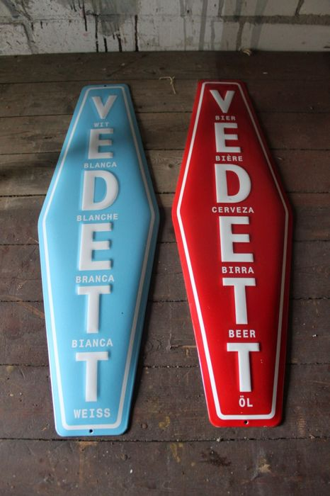 vedett emaille