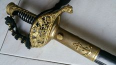 French Naval Officer's Sabre 1845