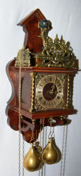 'Zaanse' clock-period 1950