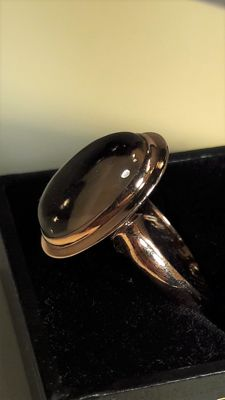 Ladies beautifull gold ring 3,86 grams, no reserve. From 1960