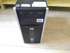 HP 6000 Pro tower - Intel Core2Duo 3Ghz, 4GB DDR3 RAM, 250GB HDD, Windows 10