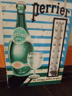 Thermometer Perrier. Original. 55-65.