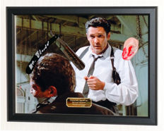 Reservoir Dogs - Michael Madsen originally hand signed Straight Razor + Certificate of Authenticity and Photo proof