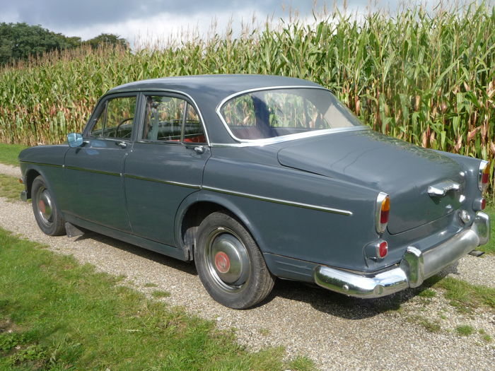 volvo - amazon - 1964 - b18 - catawiki