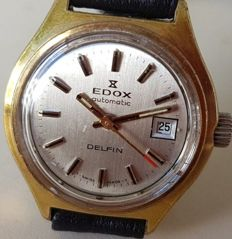 Edox  - Delfin - Ladies - Nº  - 1970's
