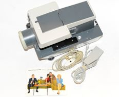 Rollei type P11.0 Slide projector for 35 mm and 6x6 slides