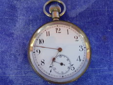 Swiss pocket watch -- 1900