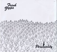 Frank Zappa - 2LP's Personality (Prince FZ 1413) USA unofficial double album
