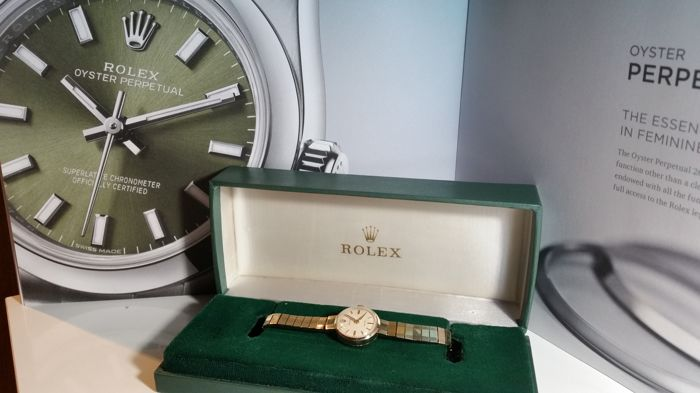 Rolex - Oyster Precision Lady - 05018 - Dames - 1980-1989