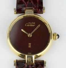 Must De Cartier Ronde - women's - approx. 1990s