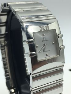 Omega Constellation Quadro_A Ladies .