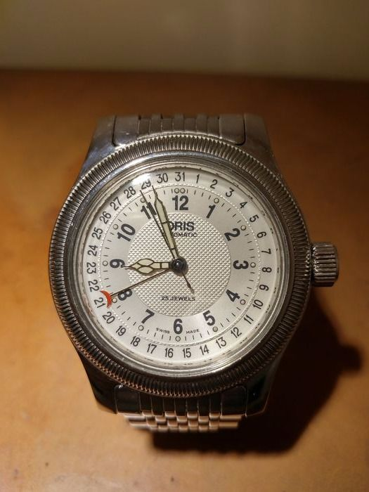 9036c21db01 Oris Big Crown Pointer Date - Ref. 7503 - Catawiki