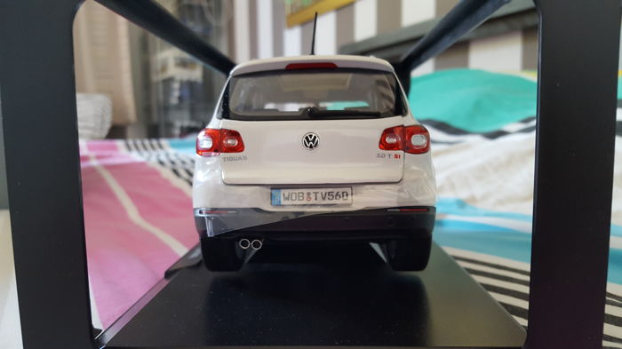 White Norev 118 Scale Volkswagen Tiguan Catawiki CxBroeWQd