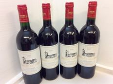 2002 Chateau Lagrange, Saint-Julien - 4 bottles (75cl)