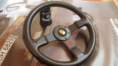 Porsche DP motorsport Momo F35  steering wheel Lenkrad