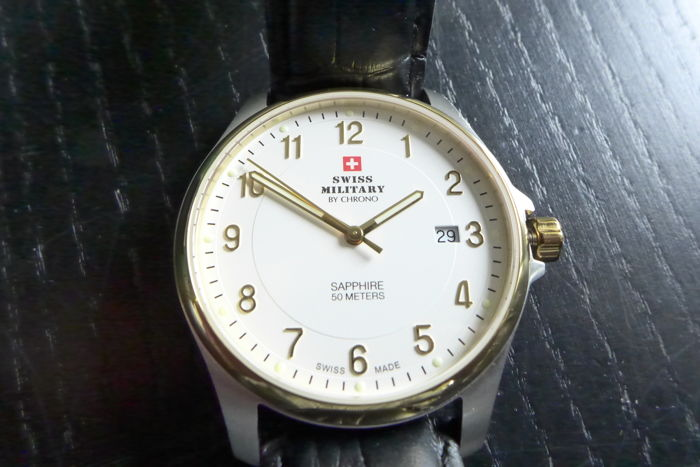 Swiss Military Chronograph - Heren Horloge - Ongedragen