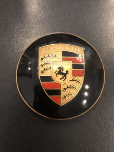 Porsche Classic Grill Badge Logo for 356 model