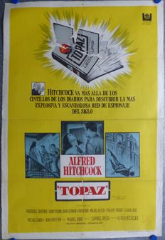 Anonymous - Topaz (Alfred Hitchcock) - 1969