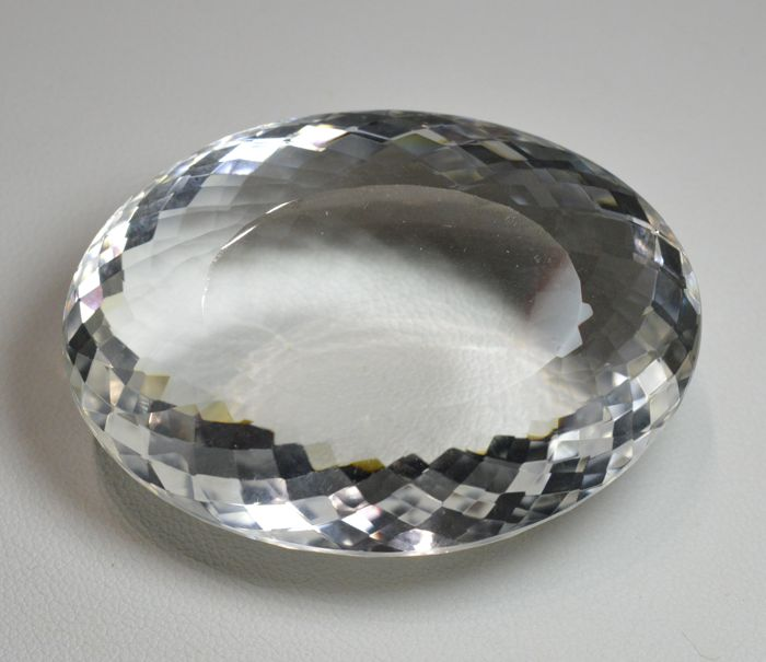 Rock Crystal - 246.76 ct