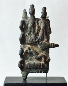 Miniature of a Door-Dogon-Mali