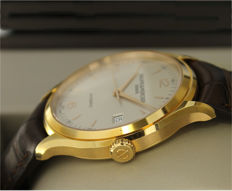 Baume & Mercier – Clifton rose gold – NEW – Date on warranty to be inserted upon purchase