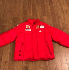 Ferrari, Original down jacket like new