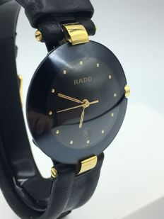 Rado_Ladies_Gold plated_Ceramic_Date_129.4077.4.N