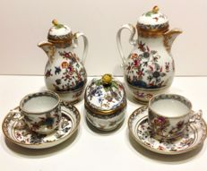 old Royal Vienna porcelain set