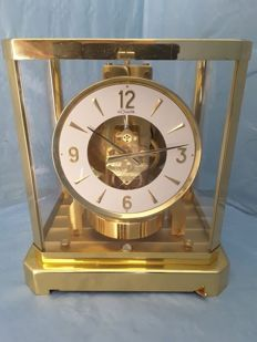 Jaeger LeCoultre Atmos - Table/mantelpiece clock - Circa 1970-1980